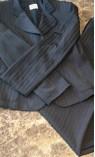Satin Finish Pant Suit