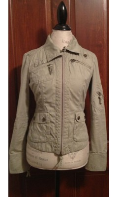 Army Style Jacket with Cargo Pants